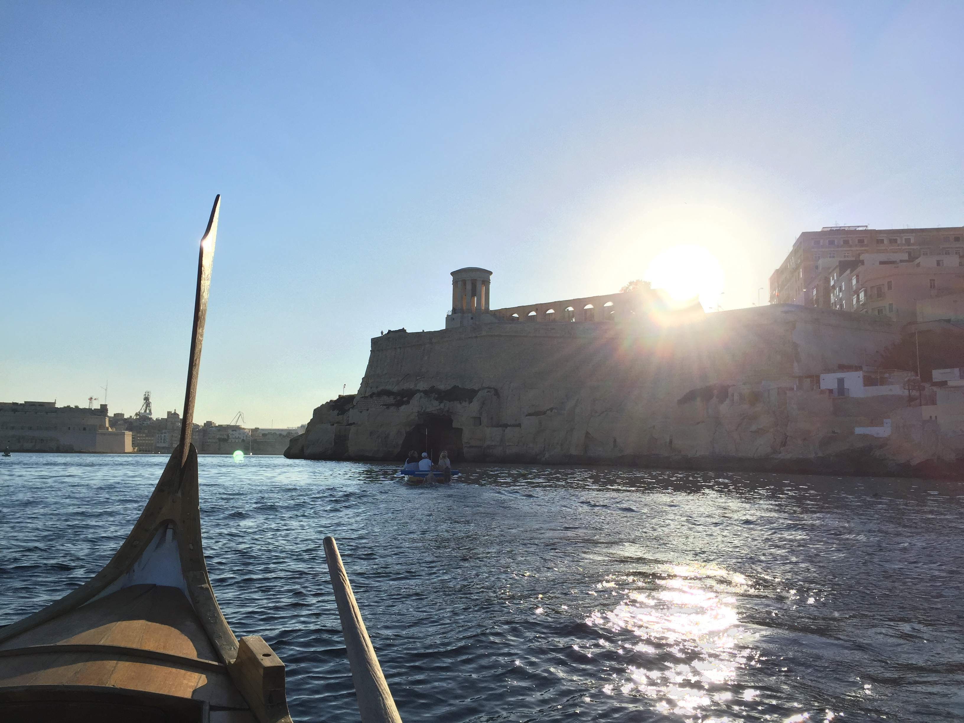 Visiting Malta and Le Méridian